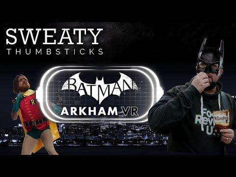 Nervous in the Alley | Batman: Arkham VR Episode 3 |