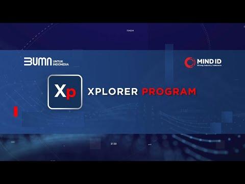 Mining Industry Indonesia (MIND ID) XPLORER: Management Acceleration Program