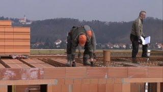 EDER - strop ceramiczny - film instruktażowy - budowa domu BUDMAX Nakło