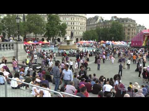 Iraqi Cultural Centre in London- Eid Festival 2014