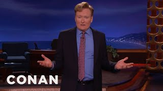 CONAN Monologue 06/22/17  - CONAN on TBS