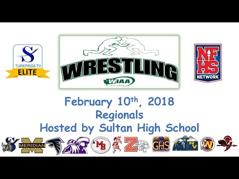17-18 Wrestling - WIAA Regionals Hosted by Sultan High School