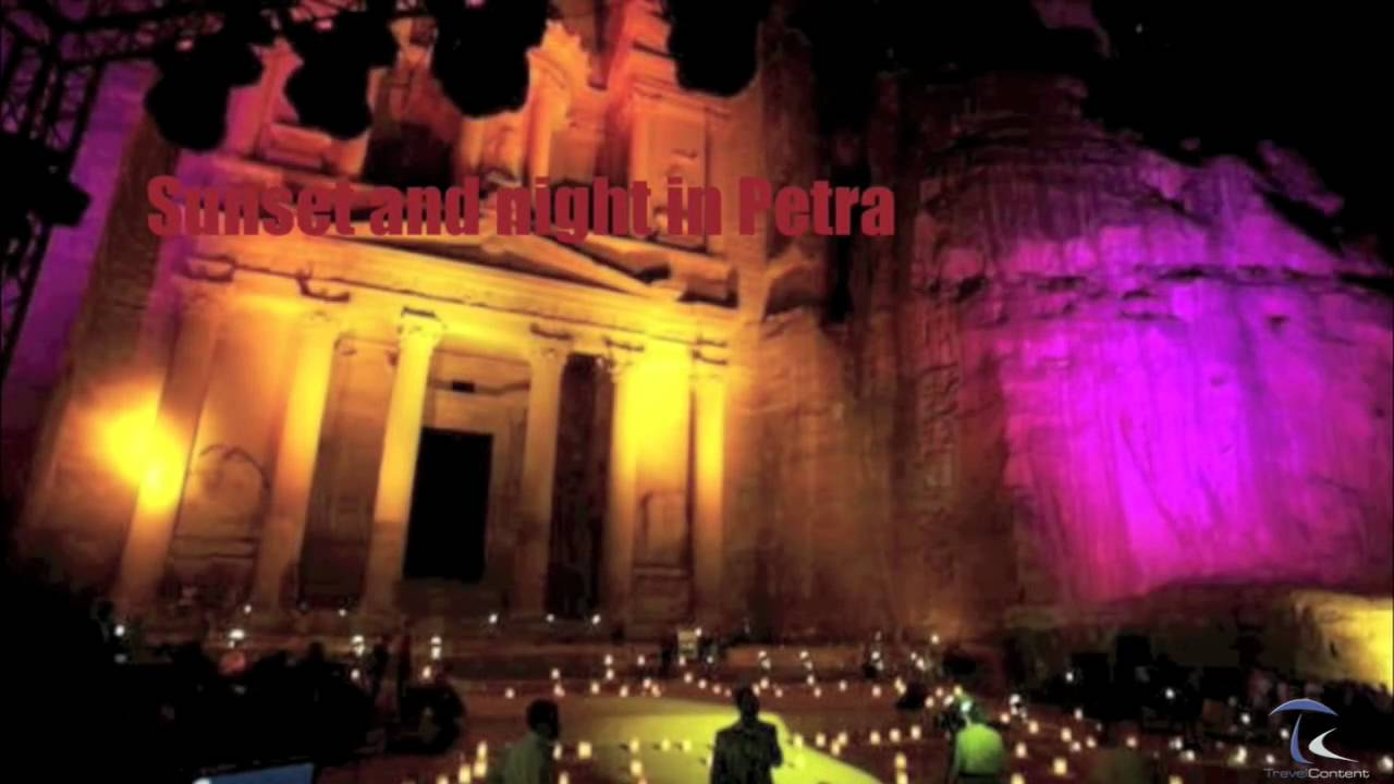seven wonders of the ancient world petra