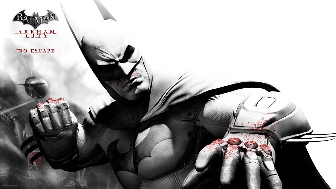 Batman Arkham City Watcher In The Wings Complete Side Mission