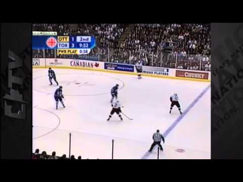 Maple Leafs vs. Senators Game 7 2003-04 Playoffs
