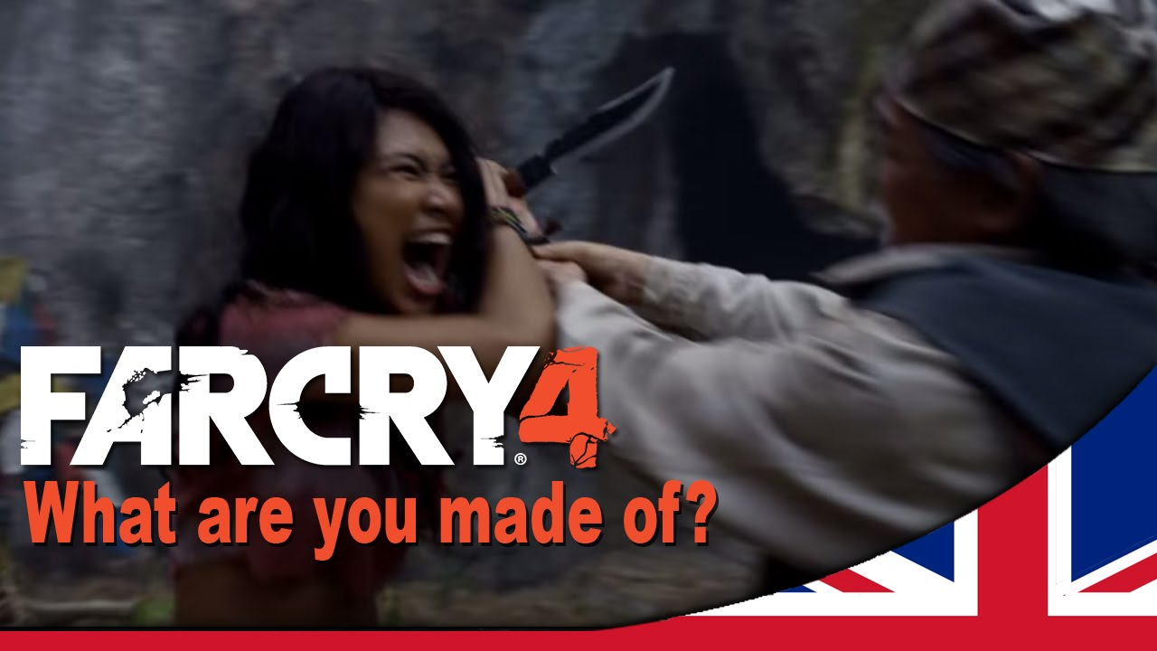 Far Cry 4 S Live Action Trailer Is Incredibly Weird
