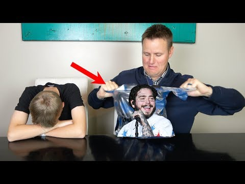 Unboxing Rare Post Malone Shoes!