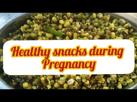 Healthy snacks during pregnancy / Kids protein snacks(Ep.21)