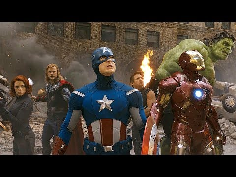 """""""I'm Bringing The Party To You"""" Avengers Assemble Scene - The Avengers (2012) Movie Clip HD"""