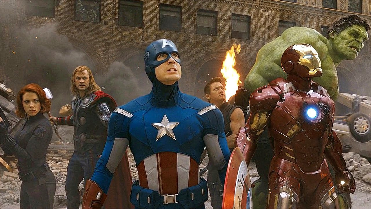 Image result for Avengers 1 movie""