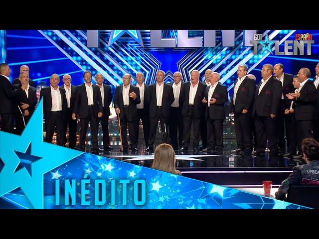Este GRUPO reinvidica la MÚSICA TRADICIONAL en España | Inéditos | Got Talent España 2021