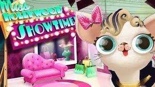 Мисс Голливуд Время Шоу/Miss Hollywood ShowTime.Модный Приют для Питомцев.Мультик Игра для детей