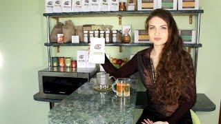 Зеленый чай классический Зеленая грация. Заказать/купить чай. Магазин чая и кофе Aromisto (Аромисто)