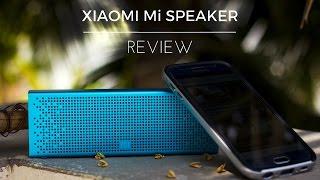 Xiaomi Mi Bluetooth Speaker Review - Best Under 2K!?!