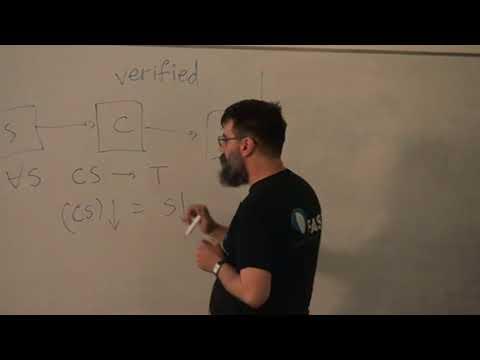 Automated Reasoning and the Behavior of the Smalltalk VM by Boris Shingarov