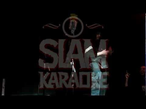 Slam Karaoke - Best of 13-10-2011