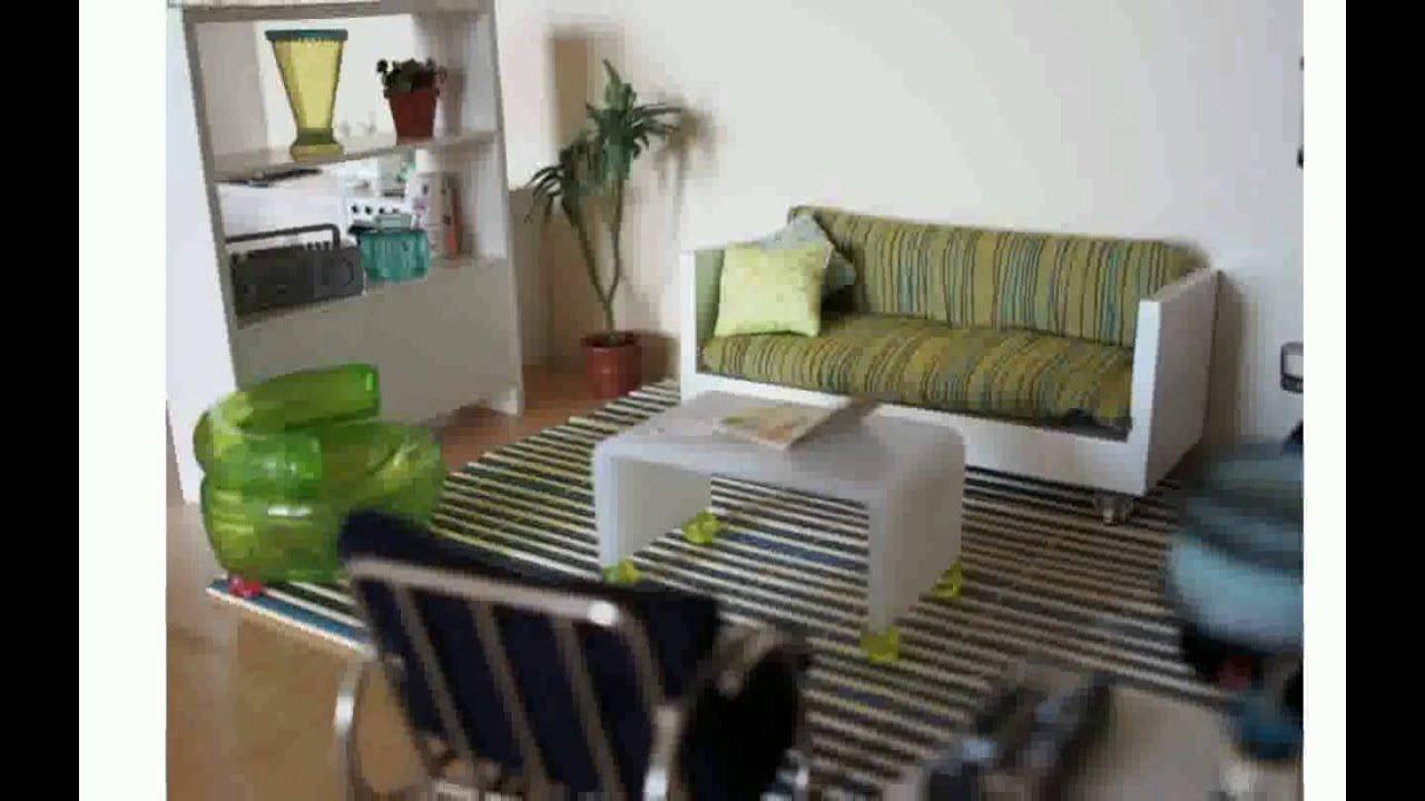 Dollhouse Living Room Furniture - YouTube