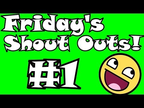 Friday's Shout Outs!! #1 GAME: KINGS ROAD (Free To Play Browser Game)