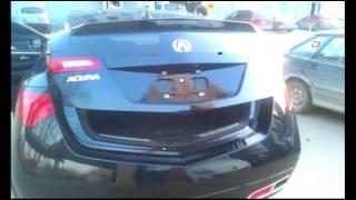Машины из США на заказ, отзывы Мега Авто.Acura ZDX