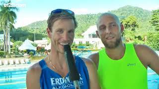 Triathlonprofi-Life: Ein Tag im Thanyapura-Trainingscamp mit Michael Raelert und Johannes Moldan