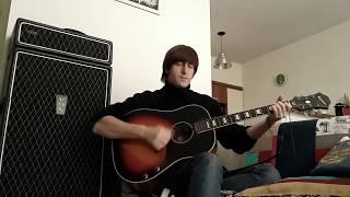 Lonesome Tears in my eyes - John Lennon Impersonator