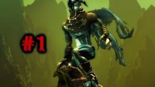 Soul Reaver-Gameplay en español-Capitulo 1-El renacimiento de Raziel.