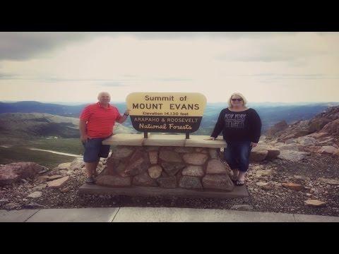 Mt. Evans - Highest Paved Road in America