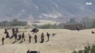 القوات اليمنية والمقاومة تكبدان ميليشيا الحوثي خسائر في علب بصعدة