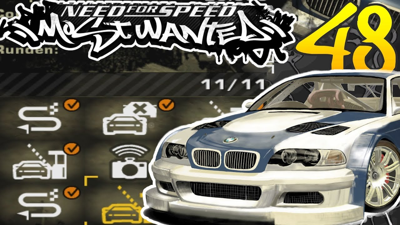 bmw m3 gtr eine nfs legende nfs most wanted 048. Black Bedroom Furniture Sets. Home Design Ideas