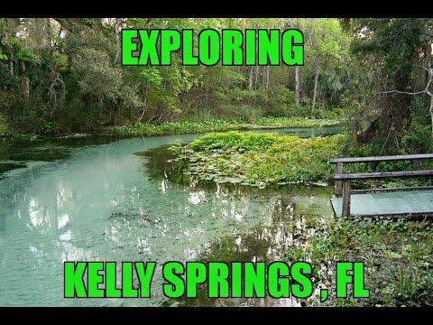 Exploring: Incredible Kelly Springs, Florida