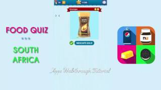 Food quiz south africa pack 1 - all answers - walkthrough