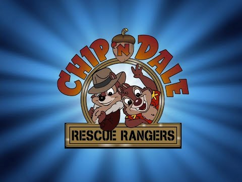 Chip 'n Dale Rescue Rangers - Stereo Instrumental Theme Song (Version 2)