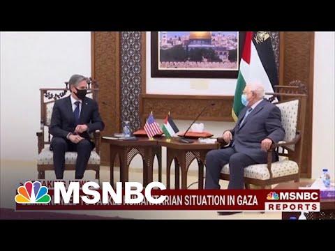 Secretary Blinken Meets With Netanyahu, Abbas After Cease-Fire | MSNBC