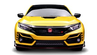 2021 Honda CIVIC - Hot Hatch Redesign | Type R