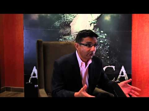 Dinesh D'Souza Interview for His Latest Film, America