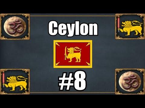 [EU4] Ceylon Campaign #8 - Byehmanis (Bye bye Bahmanis)