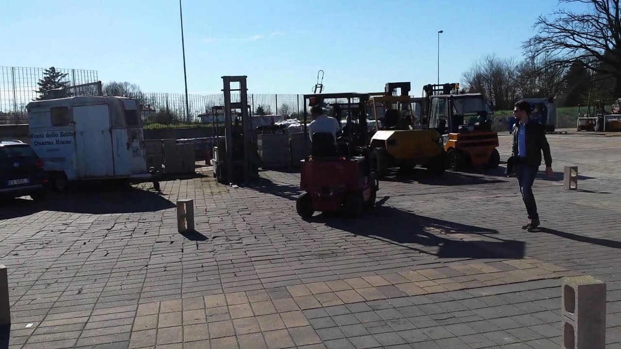 How To Get Forklift License Youtube