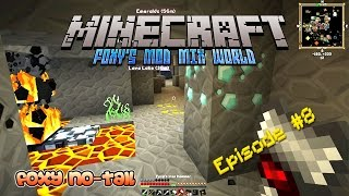 Minecraft - Foxy's Mod Mix [8] - Diamonds!!!
