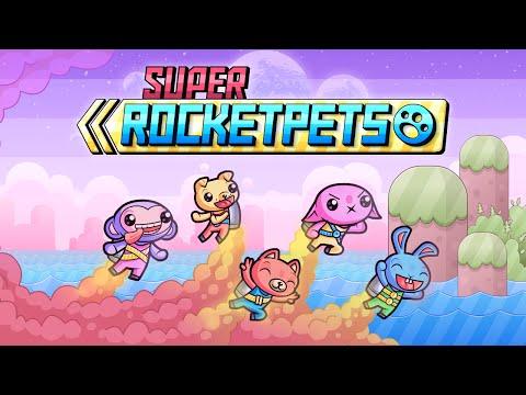 Super Rocket Pets: Official Trailer
