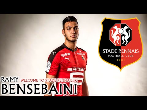 Ramy Bensebaini [رامي بن سبعيني] ► Welcome To Stade Rennais FC ● 1080p HD
