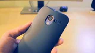 Moto X Incipio Feather Case Review