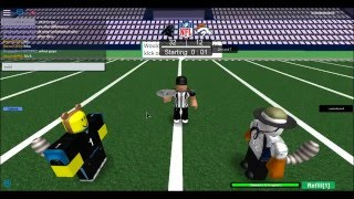 ROBLOX New Football Legends how to Triple Jump