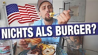 Full Day of Eating – USA Style
