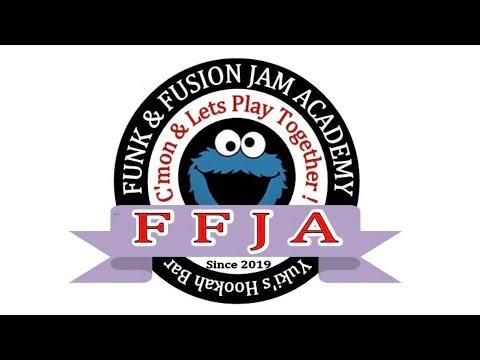 Funk & Fusion Jam Academy Vol .12 ! 2