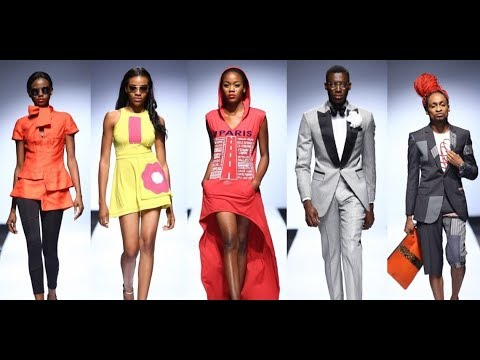 Heineken Lagos Fashion Week  2018  - ( Mina TV )