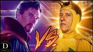 Dr. Strange VS Classic Loki   Battle Arena   MCU   Loki   DanCo VS