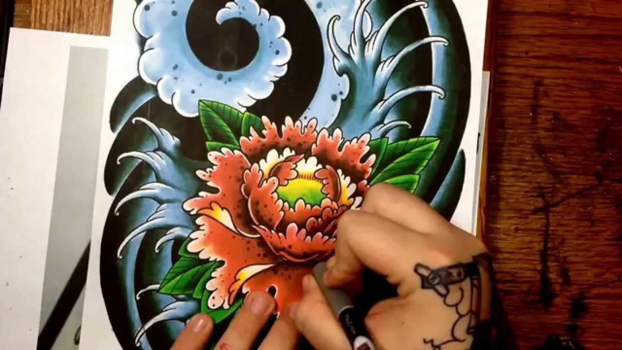 How to improve your tattoo color work in just one day! *MUST WATCH ...