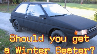homepage tile video photo for Should you get a winter beater?