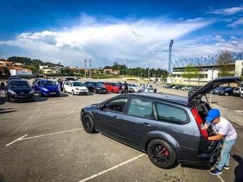 Encontro Mensal Ford Fanáticos e ClubFocus.PT | Barcelos