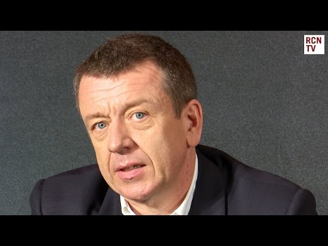 Peter Morgan Interview The Crown Season 2 & Beyond